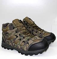 Мужская зимняя обувь M717-4 темно-зеленый