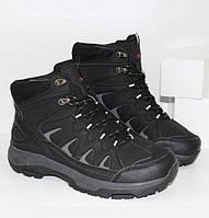 Мужская зимняя обувь M8240-1 черный