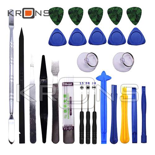 Набор инструментов 21в1 для вскрытия корпусов разборки ремонта телефонов