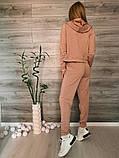 Женский спортивный костюм тройка 39-554, фото 6