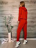 Женский спортивный костюм тройка 39-554, фото 7