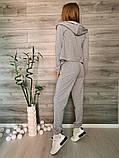 Женский спортивный костюм тройка 39-554, фото 5