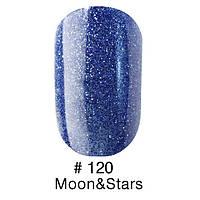 Гель-лак для ногтей Наоми 6ml Naomi Gel Polish 120