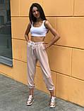 Женский спортивный костюм брюки + топ 39-562, фото 2