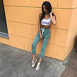 Женский спортивный костюм брюки + топ 39-562, фото 3
