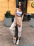 Женский спортивный костюм брюки + топ 39-562, фото 10