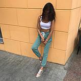 Женский спортивный костюм брюки + топ 39-562, фото 5