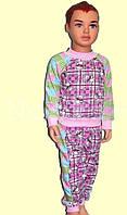 Пижама детская, рост 80-90,90-98.Начес, фото 1