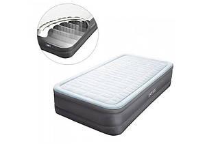 Надувная кровать велюровое Intex 64906