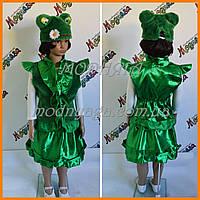 Детские новогодние костюмы|Костюм Принцесса Лягушка