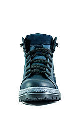 Ботинки зимние детские MIDA 44059-4Ш темно-синие (32), фото 2