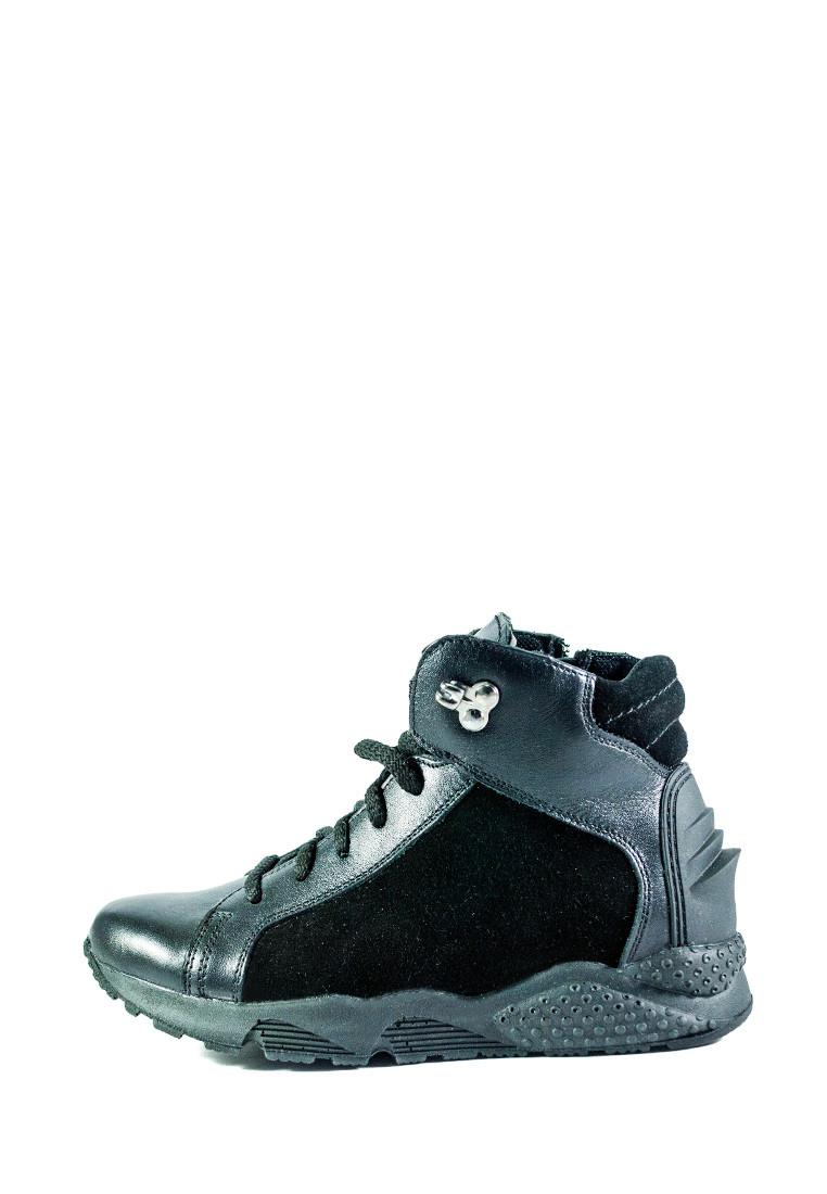 Ботинки зимние детские MIDA 44044-1Ш черные (32)