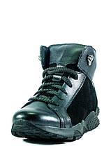 Ботинки зимние детские MIDA 44044-1Ш черные (32), фото 3