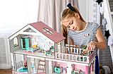 """""""ВЕЛИКИЙ ОСОБНЯК"""" ляльковий будиночок NestWood для ляльок LOL/OMG/Барбі, фото 9"""