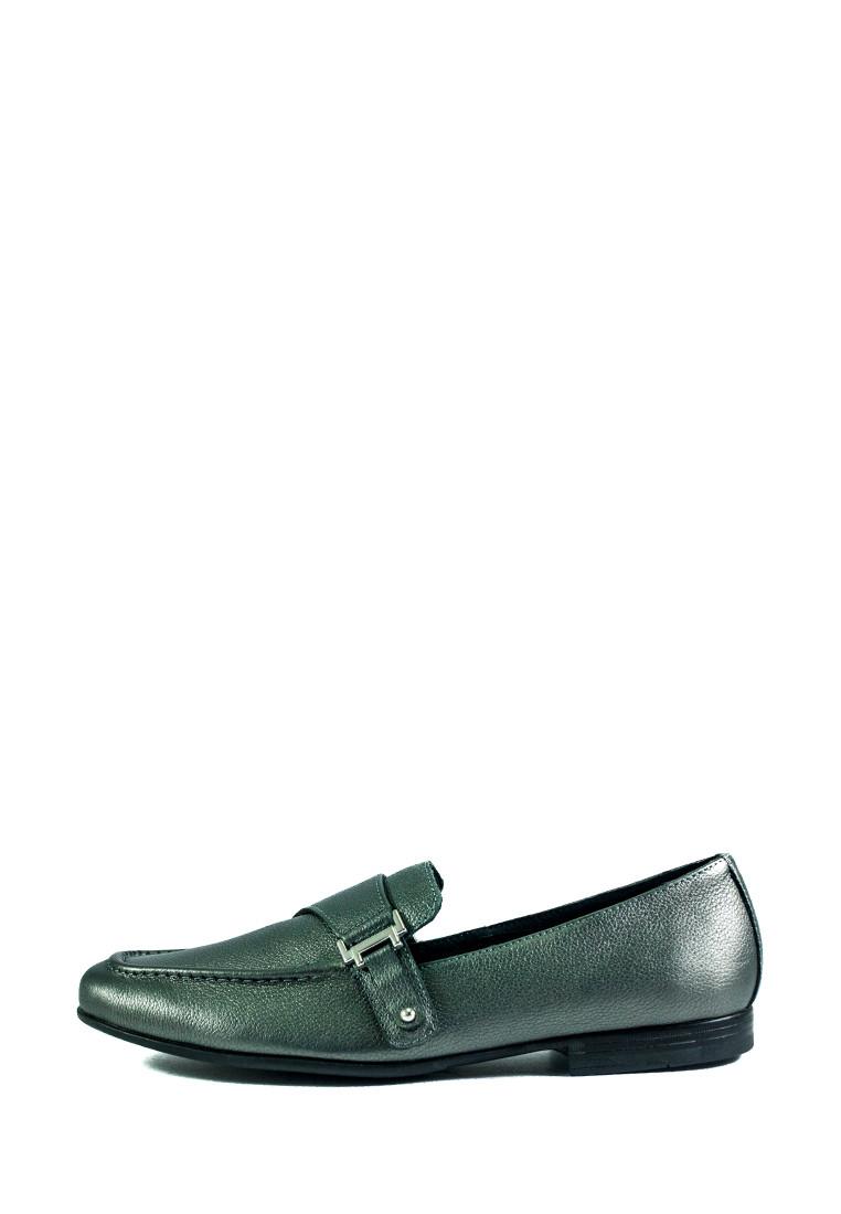 Туфли женские MIDA 21717-452 серые (36)