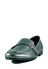 Туфли женские MIDA 21717-452 серые (36), фото 3