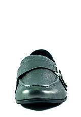 Туфли женские MIDA 21717-452 серые (36), фото 2