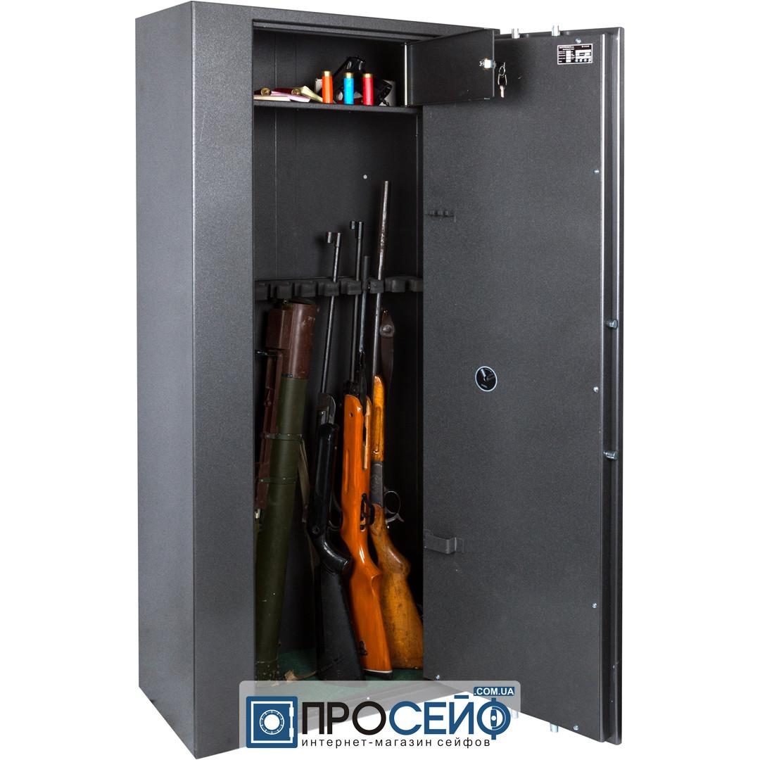 Збройовий сейф Safetronics MAXI 10PMLG