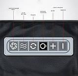 Электрический U-образный массажер Lehiko 4D 2 в 1, фото 4