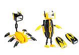 Фонарик в виде робота-трансформера Скорпион , фото 7