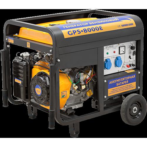 Генератор бензиновый  Sadko GPS-8000Е, фото 1