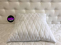 Подушка Malva холофайбер (70*70)  (Не впитывает лишние запахи, Антиалергическая)