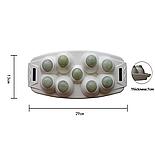 Натуральный нефритовый массажер физиотерапевтическое устройство для тела, теплотерапия, фото 2