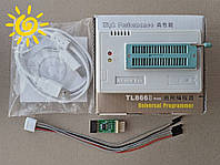 Акция! Программатор Minipro XGecu TL866II Plus /MiniPro TL866 Программатор микросхем