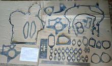 К-кт прокладок двигателя (паранит 26 позиций ЕВРО-2(6520)). 7406-1000000-П