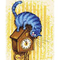 Картина по номерам Идейка Животные птицы 40х50 см 5 минут KHO4083, КОД: 1318941