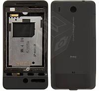 Корпус для HTC Hero G3 A6262 - оригинал (черный)