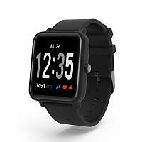 Умные часы-браслет Smart watch-bracelet Doric D1 Pro с тонометром Black SW0001D1BL, КОД: 1335104