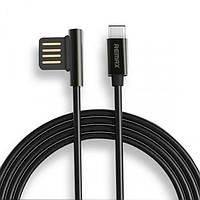 Кабель Remax Emperor RC-054a Type-C to USB 1м Black 360161, КОД: 138694