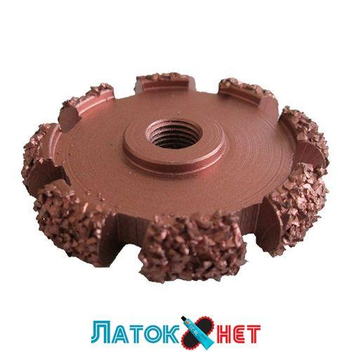 Шероховальное кольцо диаметр 50х10 мм зернистость 18 единиц HP-4404