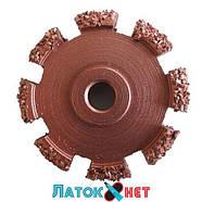 Шероховальное кольцо диаметр 50х10 мм зернистость 18 единиц HP-4404, фото 3