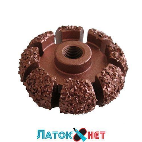 Шероховальное кольцо диаметр 50х19 мм зернистость 18 единиц 595 8827