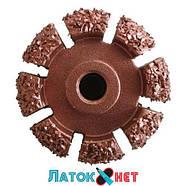 Шероховальное кольцо диаметр 50х19 мм зернистость 18 единиц 595 8827, фото 3