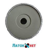 Контурный круг абразивная полусфера д 50 мм с полиуретановой вставкой и адаптером зернистость 230 ед HP104, фото 5