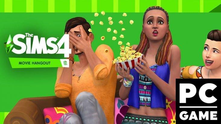 The Sims 4: Movie Hangout PC