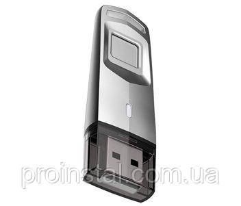 USB-накопитель Hikvision на 32 Гб с поддержкой отпечатков пальцев HS-USB-M200F/32G