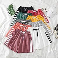 Жіночі шорти №162 (р. 42-48) в кольорах, фото 1