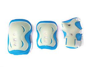 Защита на липучках силиконовая