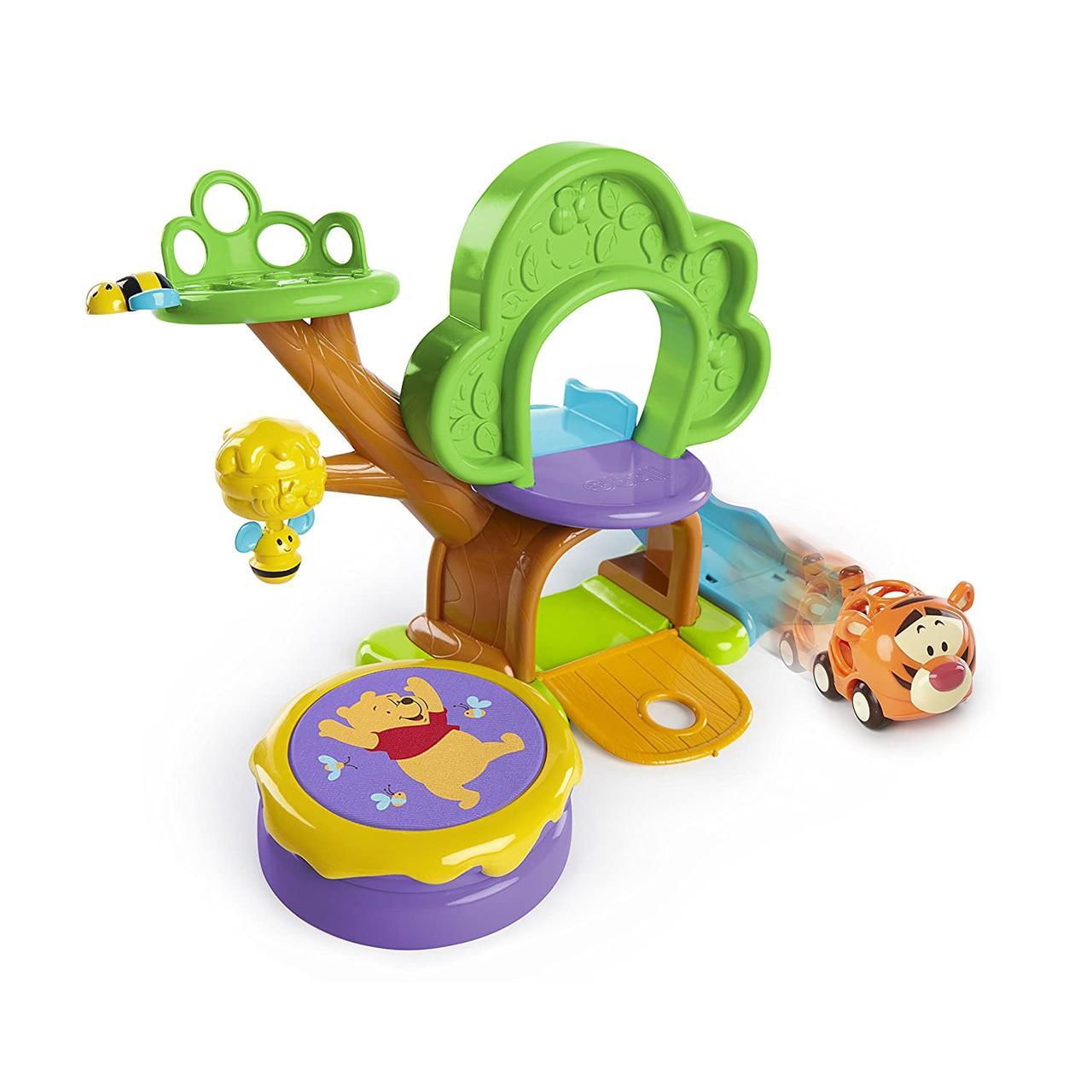 Развивающая игрушка Домик на дереве Винни Пуха  США Bright Starts Winnie The Pooh Treehouse