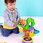 Развивающая игрушка Домик на дереве Винни Пуха  США Bright Starts Winnie The Pooh Treehouse, фото 2