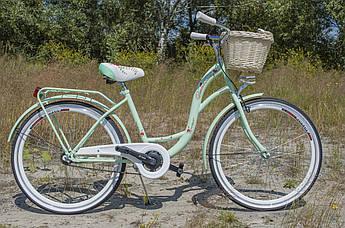 Велосипед VANESSA 26 mint Польша