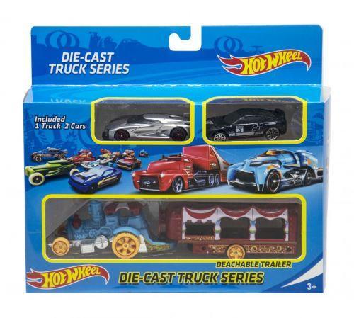 """Набор машинок """"Hot Wheel. TRUCK """" (вид 2) T-I738-2"""