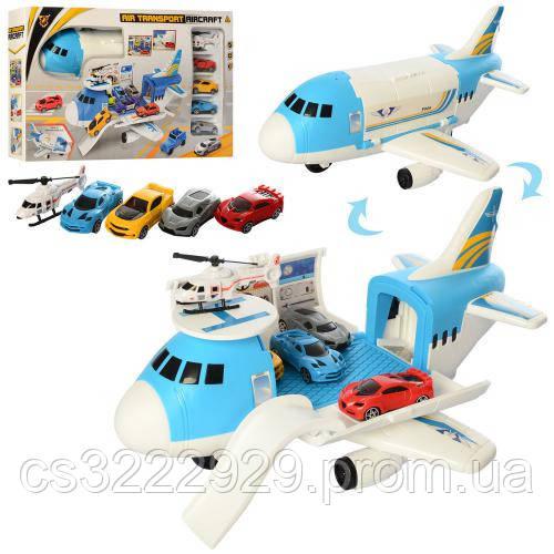 Самолет-гараж P906-A