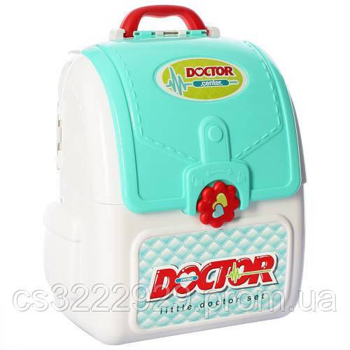 Набор доктора в рюкзаке 008-965A