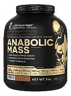 Гейнер Kevin Levrone Anabolic Mass, 3 кг Шоколад