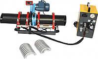 Стыковое сварочное оборудование для полиэтиленовых труб. Cварка в стык. Сварочный аппарат Turan Makina AL 160